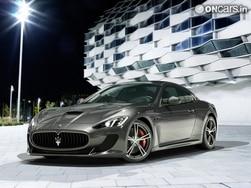 Maserati Granturismo MC Stradale to get two extra seats