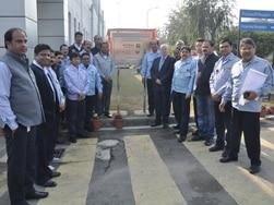 Yamaha Motor India inaugurate Solar Power Project at Surajpur Plant
