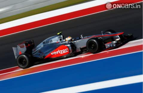 2012 Formula 1: Lewis Hamilton wins at Austin