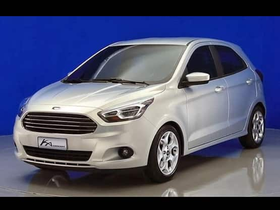 Ford Ka Concept Previews The