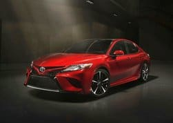 2017 Toyota Camry shown at Detroit Auto Show (NAIAS): Likely to come in India