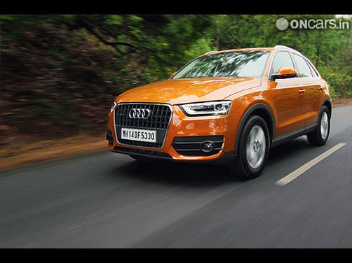 Audi S Compact Crossover Offers A Good Mix Of Quality
