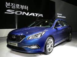 India-bound Hyundai Sonata sedan gets a diesel engine