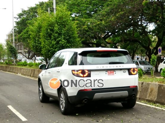Exclusive: 2015 Land Rover Discovery Sport Spotted Undisguised