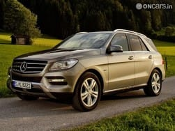 Mercedes Benz adds the ML 500 4MATIC BlueEFFICIENCY to the M-class line-up