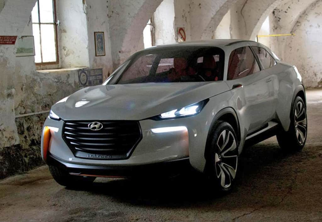 Hyundai Based Compact Suv In Reckoning Details Inside Find