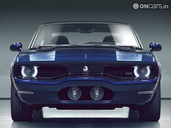 Equus Bass A Retro Styled Muscle Car For The Price Of An