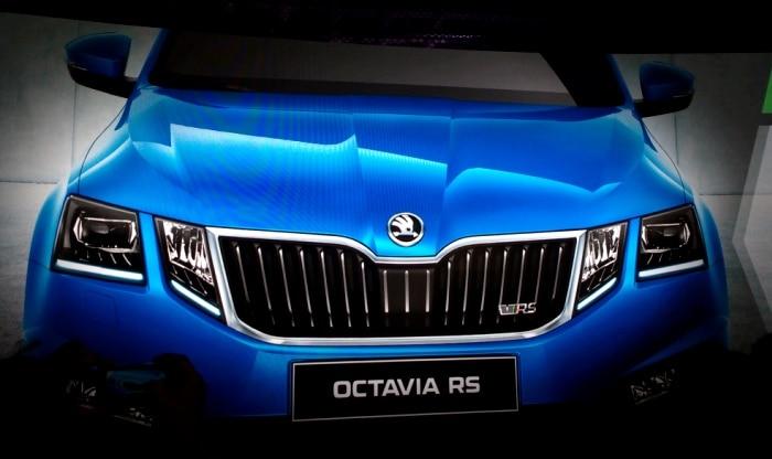 Skoda Octavia RS India Launch on September 1; Postponed Due to Heavy Rains in Mumbai