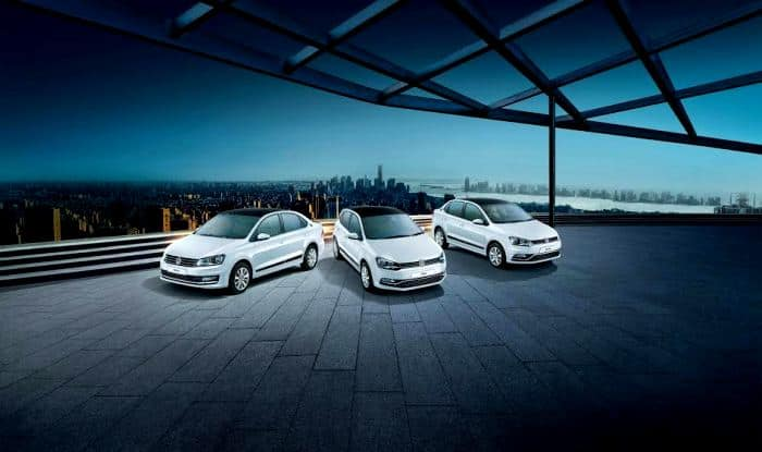 Volkswagen Ameo, Polo and Vento Crest Collection launched in India
