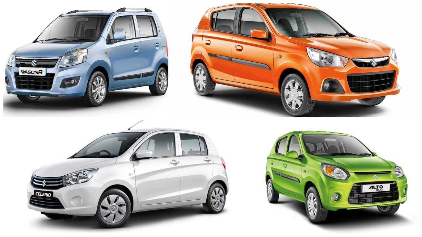 New car best of the year offers from maruti suzuki 2016