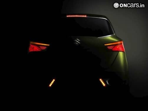 Suzuki does it again! Shows off another S-Cross concept teaser image