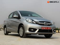 Honda Amaze the best CVT automatic in India