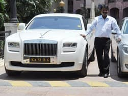 India's richest barber and his passion for Rolls Royce