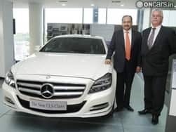 Mercedes Benz inaugurates South India's largest automobile dealership