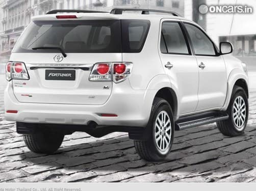 new car launches news2016 Toyota Fortuner Features and Variants New details revealed