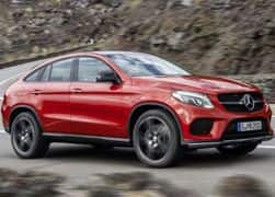Mercedes-Benz GLE 450 AMG Coupe Launching tomorrow: Expected Price & Specs