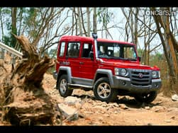 The Gurkha among the Jeeps