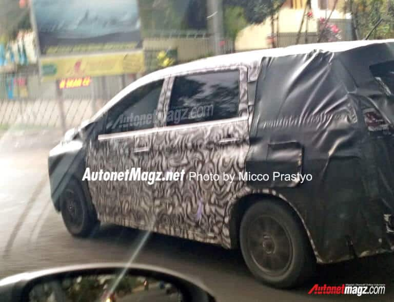 Mitsubishi XM crossover MPV begins testing in Indonesia; could come to India soon