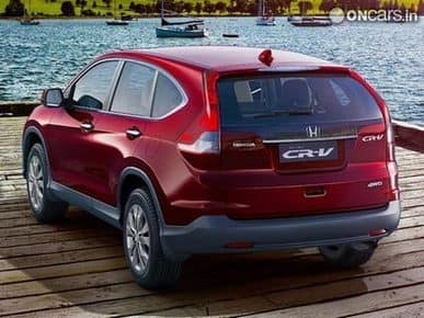 New honda crv to get diesel engine in india launch in for Honda crv india