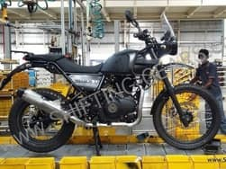 Royal Enfield Himalayan to be launched in January