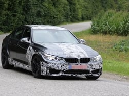 Video : Scoop: 2014 BMW M3 makes an appearance on video