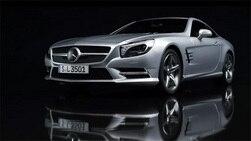 2013 Mercedes Benz SL Class  in Studio