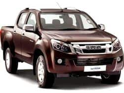 ISUZU D-MAX V-Cross all set to arrive at the India 4X4 Week 2016