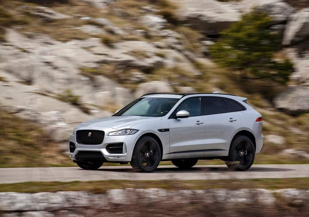 Jaguar F-Pace launched in India at INR 68.4 lakh