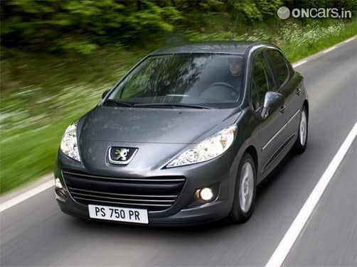 Exclusive! Peugeot begins testing the 508 & 207 in India | Find New ...