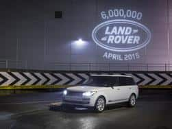Land Rover SUV: Land Rover achieves 6 lakh vehicle production mark, Range Rover LWB Vogue SE becomes the 6,000,000th so produced