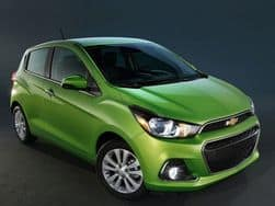 Next-Gen Chevrolet Beat spotted completely undisguised; launching in first half of 2017