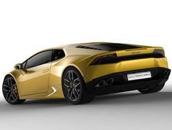 Lamborghini Huracan LP 610-4 photos leaked