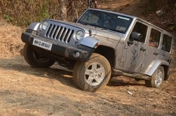 Jeep Wrangler Unlimited petrol launched in India 56 lakh