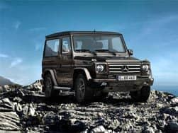 G-Class to be discontinued