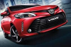 2017 Toyota Vios launched in Thailand: India launch expected later this year