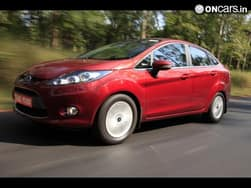 Ford Fiesta prices slashed by up to Rs 1 lakh