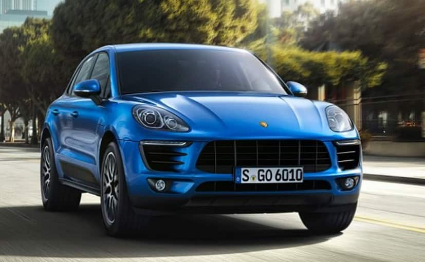 Porche Macan R4 launched in India at INR 76.84 lakhs (ex-showroom Mumbai)
