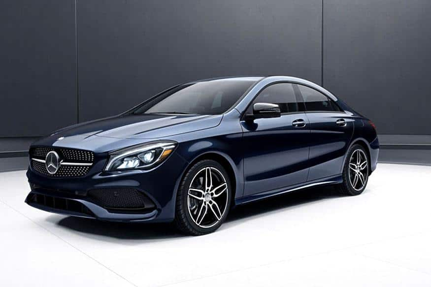 Mercedes Cla  Price In India