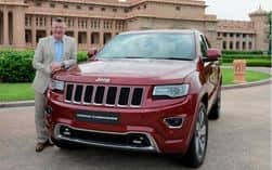 Jeep Grand Cherokee and Cherokee SRT priced between INR 93.64 lakh – INR 1.12 crore