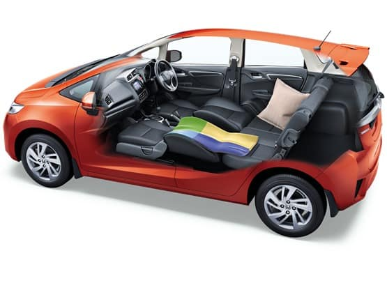 Honda Jazz 2015 High On Cabin Space Find New Amp Upcoming