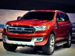 2016 Ford Endeavour Goes Online: Official details now available on Ford India website