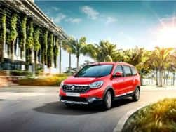 Renault Lodgy World Edition Launched in India at INR 9.74 lakh