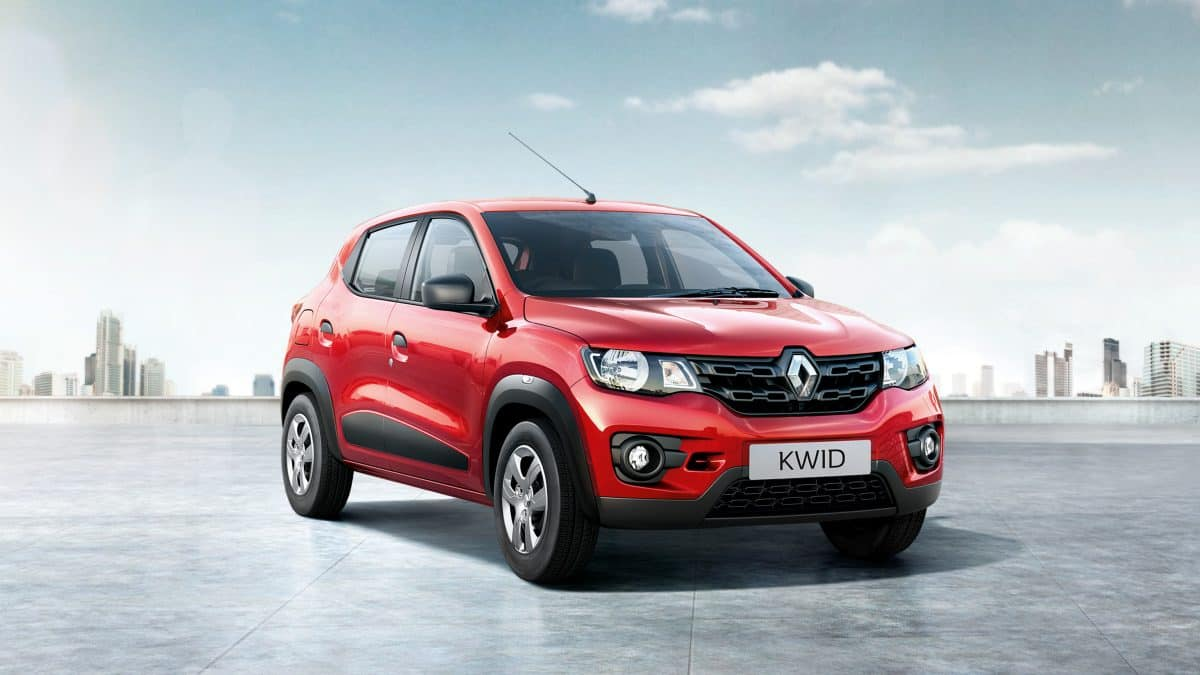Renault India continues its strong swirl with a growth of 9.2% in December 2016