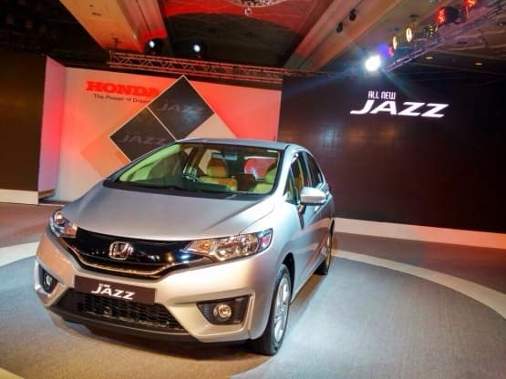Honda Jazz 2015 Launched: Price In India Starts At INR 5.31 Lakh