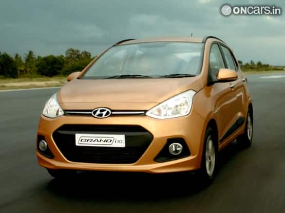 Hyundai Grand i10 automatic to launch in the next couple of months