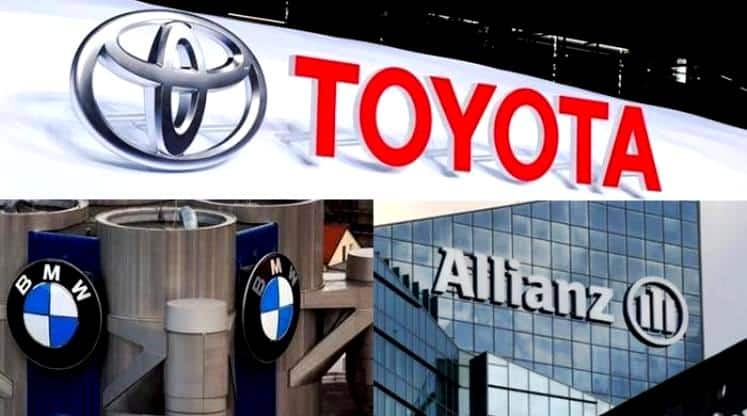 BMW, Toyota and Allianz partners with Nauto to develop autonomous self driving cars