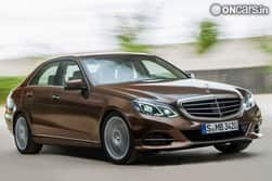 Video : 2014 Mercedes Benz E-class images leaked