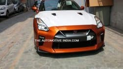 Nissan GT-R arrives at dealership ahead of its official launch
