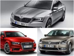 New 2016 Skoda Superb Vs Volkswagen Passat GTE Vs Audi A3 – Compare Price, Specification & Features