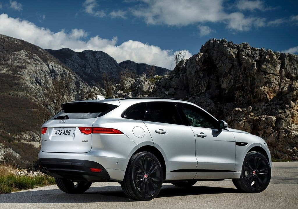 Jaguar F-Pace to be made available for sale in India today